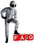 FAQ on the EVO 21 system for the management of a rental kart track.