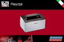 Monochrome Wi-Fi laser printer to print the Final ranking list of the karts and Release.