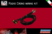Radio Crono wirings for the management of a kart track.
