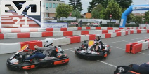 Hardware and software system for the management of rental kart track.
